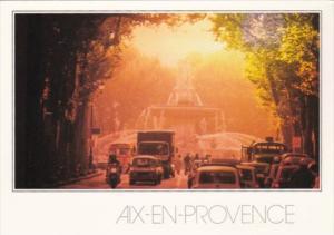 France Aix-En-Provence La Grand Fontaine