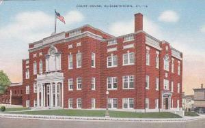 Court House, Elizabethtown,  Kentucky, 30-40s