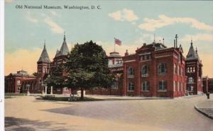 Washington D C Old National Museum