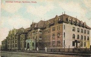 SPOKANE, Washington , 1910 ; Gonzaga College