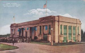 Panama-Pacific Exposition, San Francisco , California , 1915 ; Iowa House