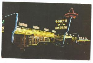 South of the Border North South Carolina Pedros Restaurant