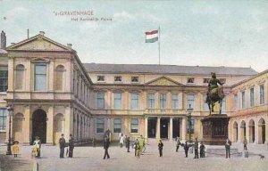 Netherlands Gravenhage Het Koninklijk Palais