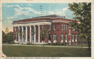 NASHVILLE , Tennessee, 1922; Jessup Psychological Laboratory, Peabody College