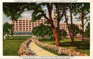 MS - Edgewater Park. Edgewater Gulf Hotel