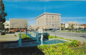 Exchange Bank, Courthouse Square, Santa Rosa California 40-60s
