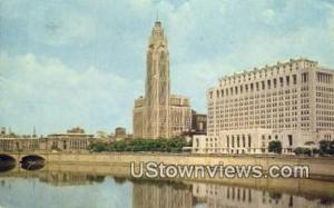 Civic Center Columbus OH 1960
