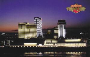 Tropicana Casino and Resort, Night View, ATLANTIC CITY, New Jersey, 40-60's