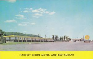 Harvest Moon Motel and Restaurant, Route 220, Between WILLIAMSPORT and JERSEY...