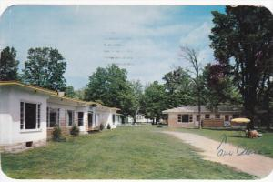 The Lakeland Motel, Crandon, Wisconsin, United States, 40´s-60´s
