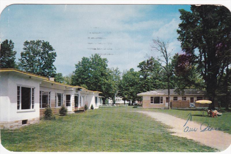 The Lakeland Motel, Crandon, Wisconsin, United States, 40´s-60´s