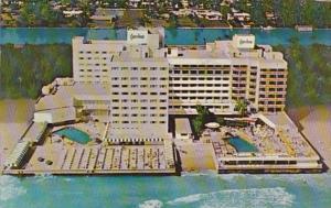 Florida Miami Beach The Barcelona Hotel 1962