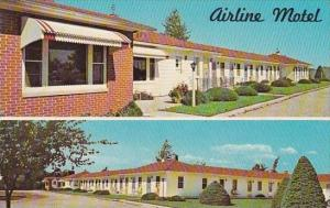 Iowa Waterloo Airline Motel