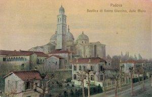 Italy Padova Basilica di Santa Giustina Dalle Mura 03.10