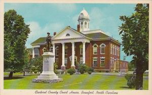 North Carolina Beaufort Carteret County Court House