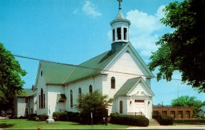 Ohio Vermilion St Mary's Church and School