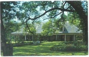 Elmwood Plantation, 5400 River Road, New Orleans, Louisiana LA, Pre-zip C Chrome