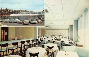 EDISON CAFETERIA Lamplighter Restaurant Roadside Fort Myers, FL Vintage Postcard