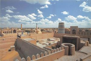 Uzbekistan Khiva The Ichan Kala General view