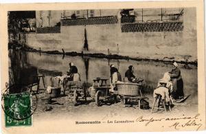 CPA ROMORANTIN - Les Lavandieres (208905)