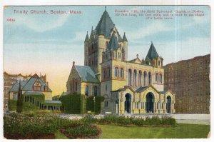 Boston, Mass, Trinity Church