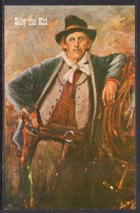 Billy the Kid Western