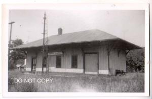 RPPC, Railroad Depot, North Warren PA