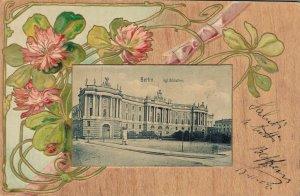 Germany Berlin kgl Bibliothek 03.42