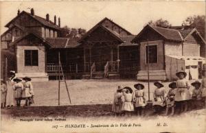 CPA HENDAYE - Sanatorium de la Ville de Paris (365314)