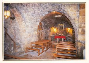 Syria Postcard, Damascus - Hanania Church, Middle East U22