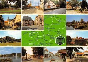 Osnabrueck Rathaus, Georgsmarienhuette, Bad Iburg, Rothenfelde, Melle, Borgloh