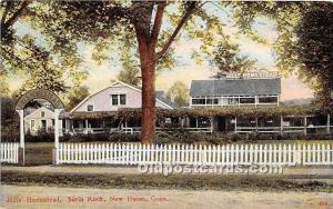 Hill's Homestead Savin Rock, New Haven, Connecticut, CT, USA USA 1909