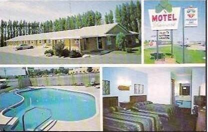 IA Spirit Lake Shamrock Motel & Pool