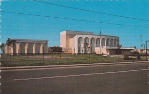 Le Centre Culturel, Drummondville, Quebec,  Canada,  PU_40-60s