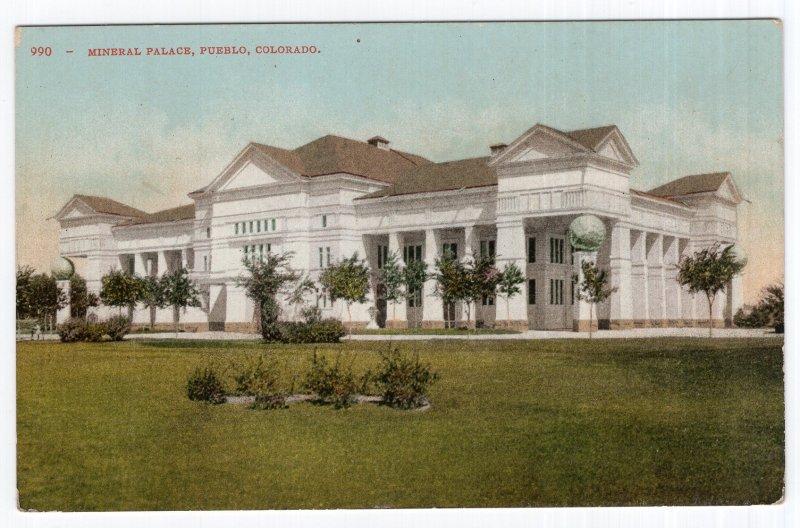 Pueblo, Colorado, Mineral Palace