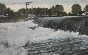 Michigan Constantine Dam