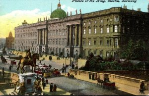 Germany Berlin Palace Of The Kings