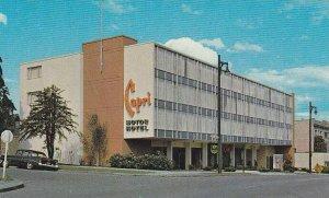 [BC] : Capri Motor Hotel , VANCOUVER , B.C. , Canada , 40-60s