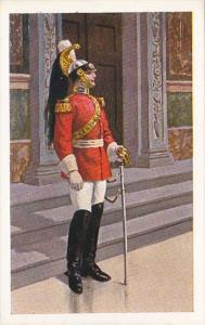Military Uniform Italy Guardia Nobile