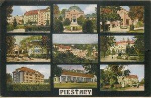 Postcard Slovakia Piestany sites & sightseeing