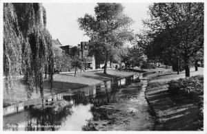 Netherlands Schiedam Stadhouderslaan River Promenade