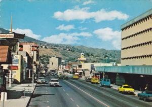 Victoria Street , West , KAMLOOPS , B.C. , Canada , 50-70s