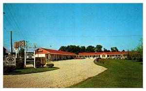 Rhode island Newport ,  Carlton Motel