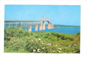 Jamestown, Saunderstown Bridge Over Narragansett Bay, Rhode Island, 1940-1960s