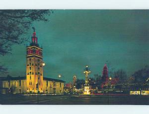 Unused Pre-1980 TOWER BY SWANSON BUILDING Kansas City Missouri MO F0666