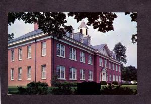 NJ Investors Management Company Elizabeth New Jersey Postcard Arthur Demers