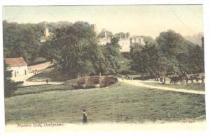 Haddon Hall, Derbyshire, England, United Kingdom, 00-10s