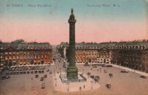 Place Vendome, Paris, France, c. 1920s