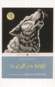 The Call Of The Wild Jack London 2008 Puffin Book Postcard
