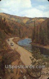The Lewis & Clark Highway - Lewiston, Idaho ID